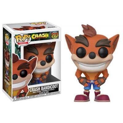 Pop! Games: Crash Bandicoot - Crash Bandicoot (Crash) FUNKO