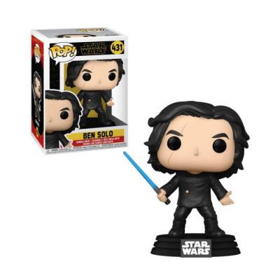 Pop! Star Wars - Ben Solo with Blue Saber FUNKO
