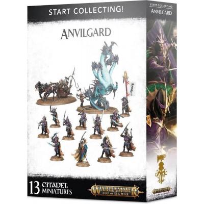 Foto van Start Collecting! Anvilgard WARHAMMER AOS