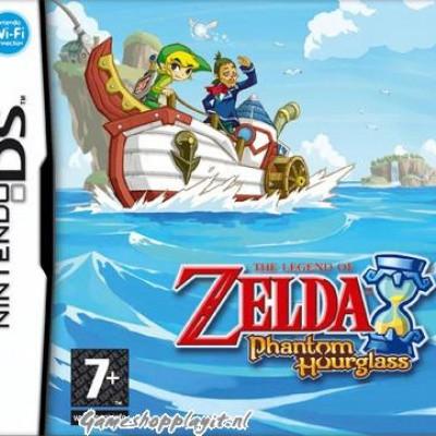 Foto van Zelda: Phantom Hourglass NDS