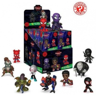 Foto van Funko Mystery Minis: Marvel Animated Spider-Man