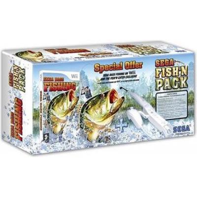 Foto van Sega Bass Fishing (Fish'n Pack) WII