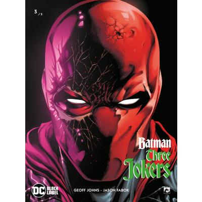 DC: Batman Three Jokers 3 (NL-editie) COMICS