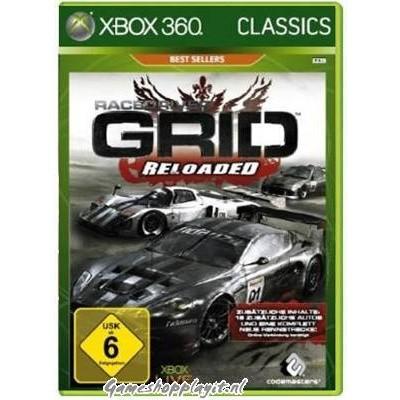 Foto van Racedriver Grid Reloaded XBOX 360