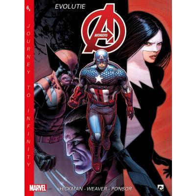Foto van Marvel Avengers Journey to Infinity 6 (NL-editie) COMICS