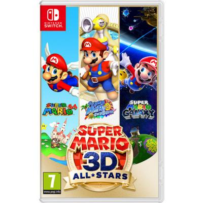 Foto van Super Mario 3D All-Stars (Italiaanse cover) SWITCH
