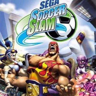 Foto van Sega Soccer Slam Nintendo GameCube