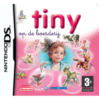 Tiny Op De Boerderij NDS