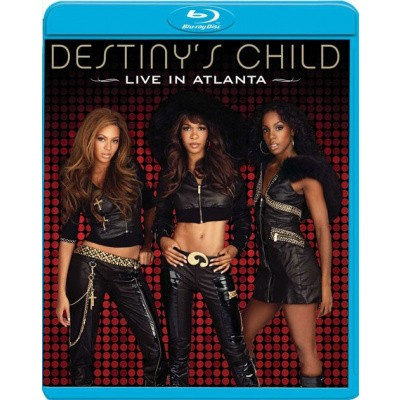 Foto van Destiny's Child Live In Atlanta BLU-RAY