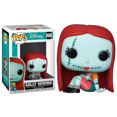 Pop! Disney: Nightmare Before Christmas - Sally Sewing FUNKO