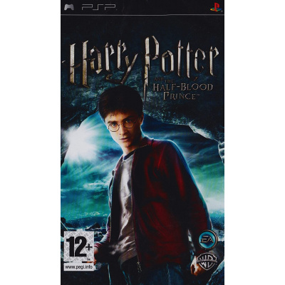 Harry Potter En De Halfbloed Prins PSP