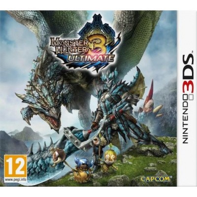 Foto van Monster Hunter 3 Ultimate 3DS