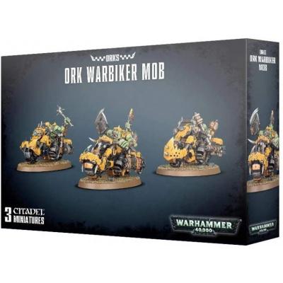 Ork Warbiker Mob Warhammer 40k