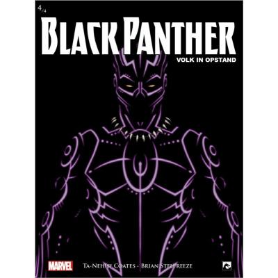 Foto van Black Panther Volk in Opstand 4 (NL-editie) COMICS