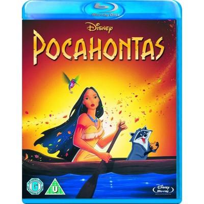 Foto van Pocahontas BLU-RAY