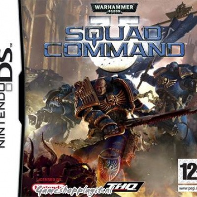 Warhammer 40.000 Squad Command NDS