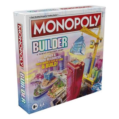 Monopoly Builder BORDSPELLEN