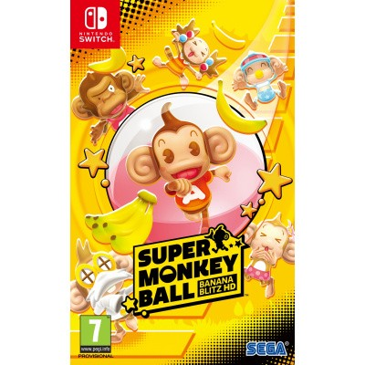 Foto van Super Monkey Ball: Banana Blitz HD Nintendo Switch