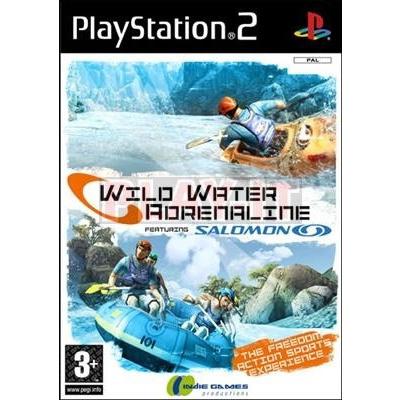 Wild Water Adrenaline PS2