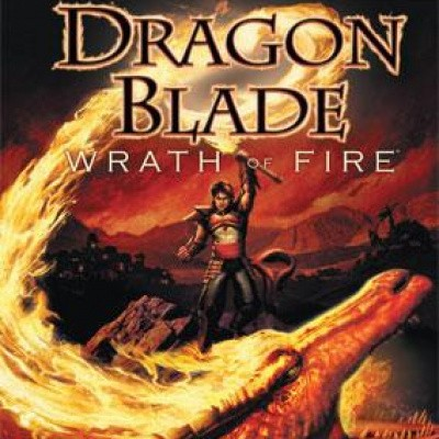 Dragon Blade Wrath Of Fire WII