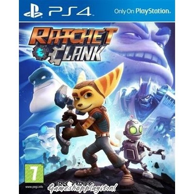 Ratchet & Clank PS4