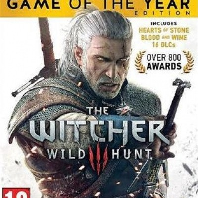 Foto van The Witcher 3: Wild Hunt Game Of The Year Edition