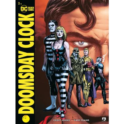 DC: Doomsday Clock 2 (NL-editie) COMICS