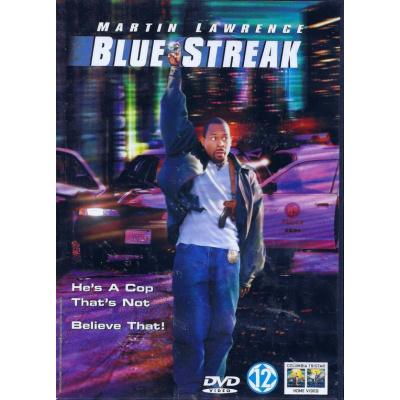 Foto van Blue Streak DVD MOVIE