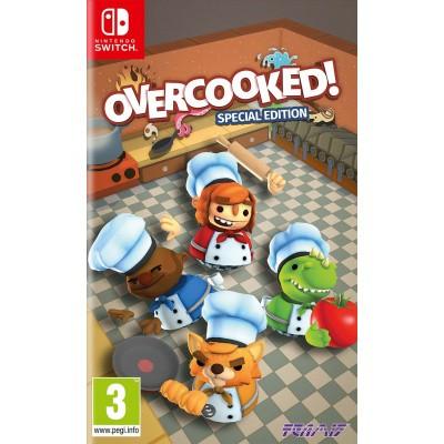 Foto van Overcooked! Special Edition