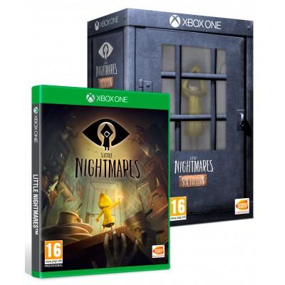 Foto van Little Nightmares Six Edition XBOX ONE
