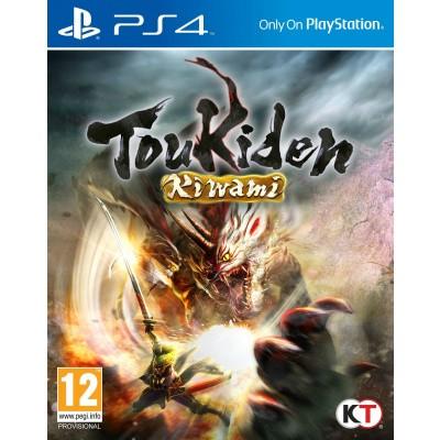 Toukiden: Kiwami PS4