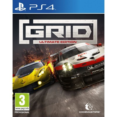 GRID: Ultimate Edition PS4