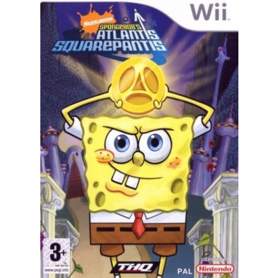 Spongebob's Atlantis Squarepantis WII