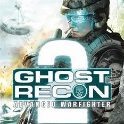 Tom Clancy's Ghost Recon Advanced Warfighter PSP