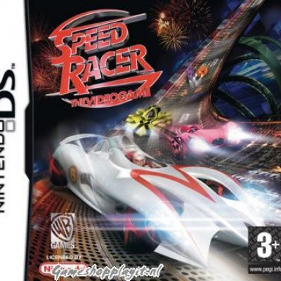 Speed Racer The Videogame NDS