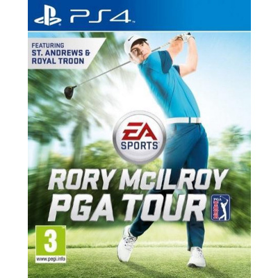 Rory Mcilroy Pga Tour 16 PS4