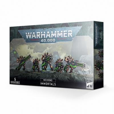 Necron Immortals / Deathmarks WARHAMMER 40K
