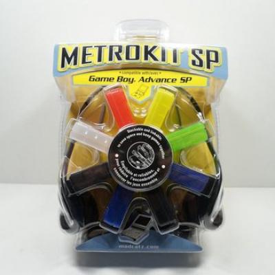 Mad Catz Metrokit Sp GBA