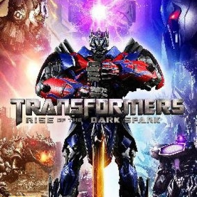 Transformers Rise Of The Dark Spark WII U