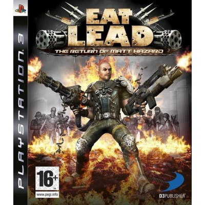 Eat Lead PS3