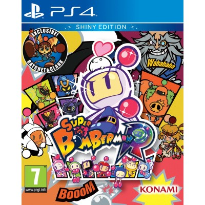 Foto van Super Bomberman R: Shiny Edition PS4