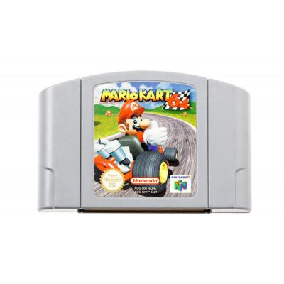 Foto van Mario Kart 64 (Cartridge Only) N64