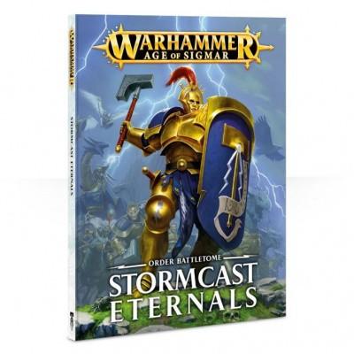 Battletome: Stormcast Eternals WARHAMMER AOS
