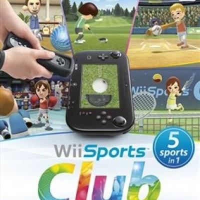 Foto van Wii Sports Club WII U