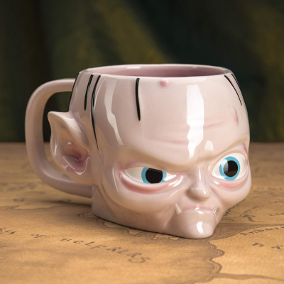 The Lord Of The Rings Gollum Shaped Mug MERCHANDISE