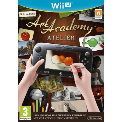 Foto van Art Academy Atelier Wii U