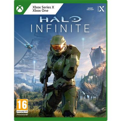 Foto van Halo Infinite XBOX SERIES X