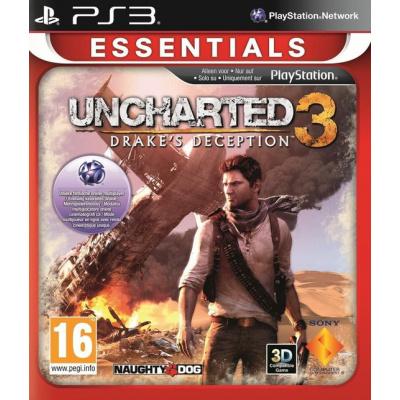 Uncharted 3 (Essentials) PS3