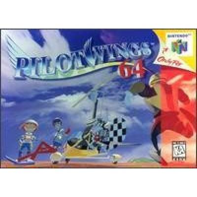 Foto van Pilotwings 64 N64