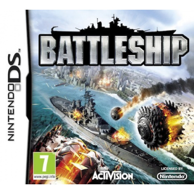 Foto van Battleship NDS